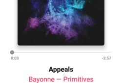 Apple Music Screenshot 4 Thumbnail