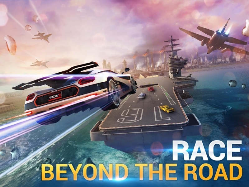 Asphalt 8: Airborne Latest Version Review for Android