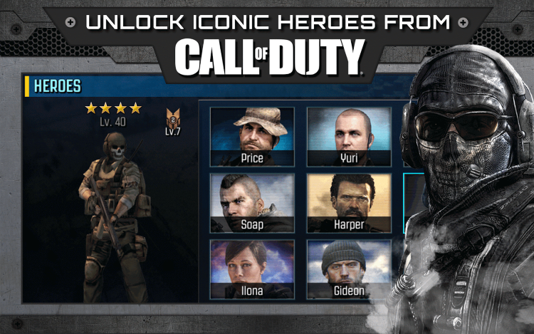Call of Duty®: Heroes Latest Version Review for Android