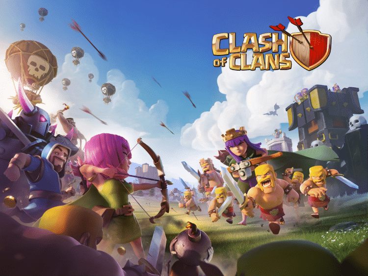Clash of Clans Latest Version Review for Android