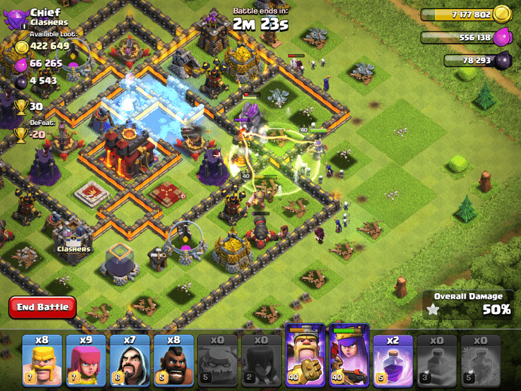 Clash of Clans Full Unlimited APK Free Download