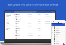 Google Contacts Screenshot 1 Thumbnail