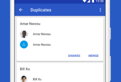 Google Contacts Screenshot 3 Thumbnail
