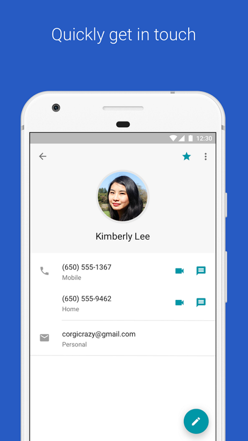 Google Contacts Full Unlimited APK Free Download