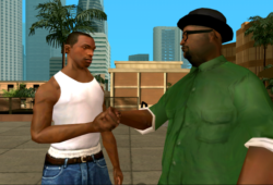 Grand Theft Auto: San Andreas Screenshot 1 Thumbnail