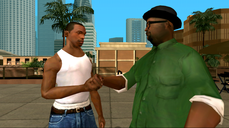 Grand Theft Auto: San Andreas Latest Version Review for Android