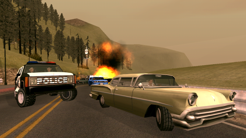 Grand Theft Auto: San Andreas Direct Safe APK Download