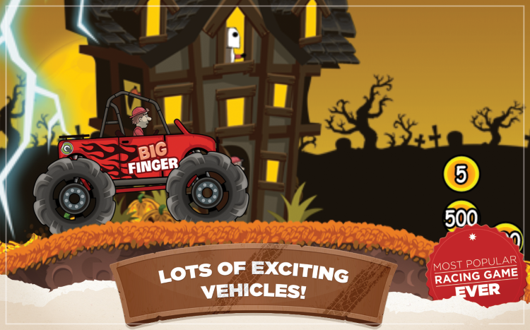 Hill Climb Racing Latest Version Review for Android