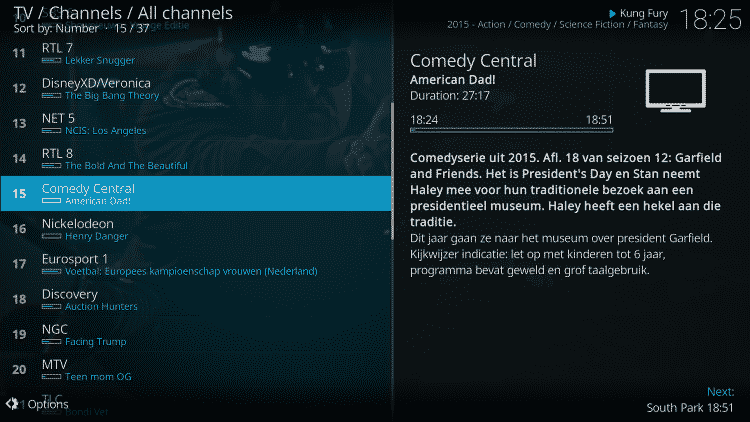 Kodi Full Unlimited APK Free Download