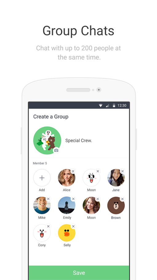 LINE Lite: Free Messages Direct Safe APK Download