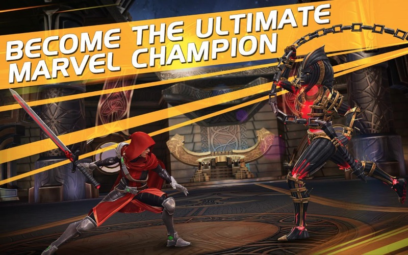 MARVEL Contest of Champions Latest Version Review for Android