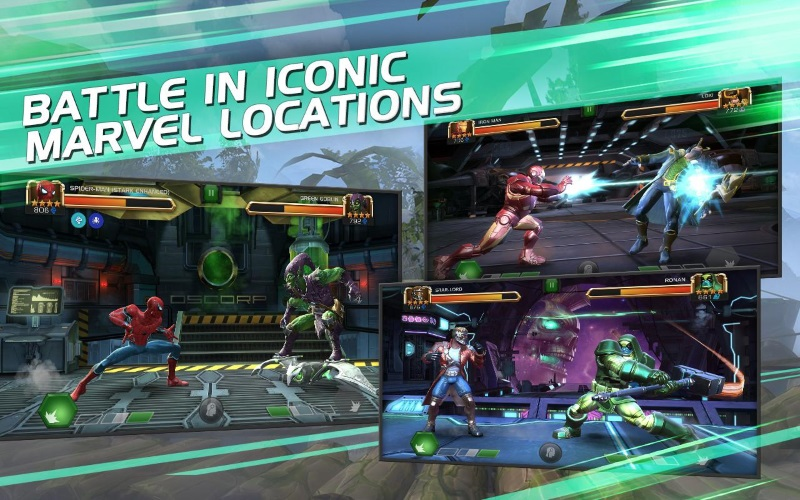 MARVEL Contest of Champions Full Unlimited APK Free Download