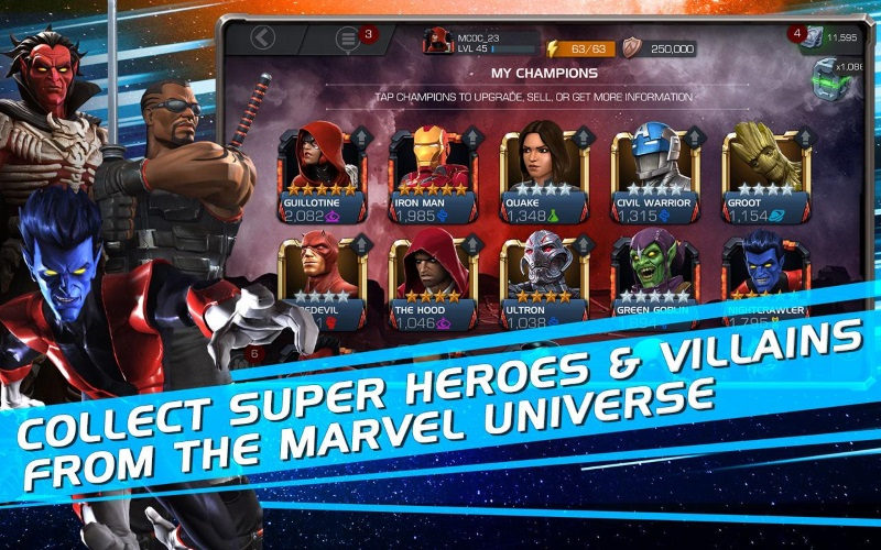 MARVEL Contest of Champions Direct Safe APK Download