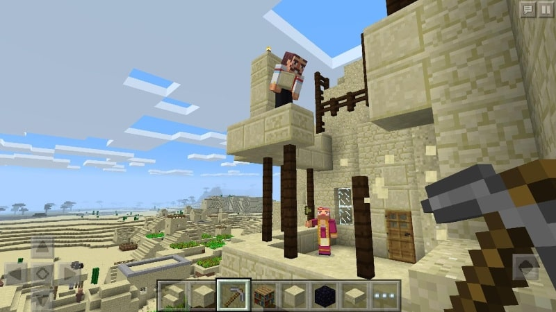 Minecraft: Pocket Edition Full Unlimited APK Free Download