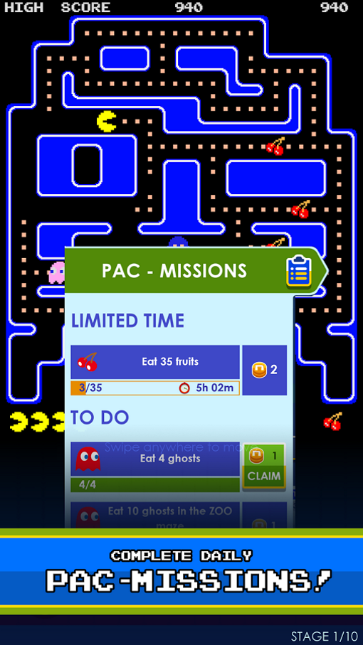 PAC-MAN Full Unlimited APK Free Download