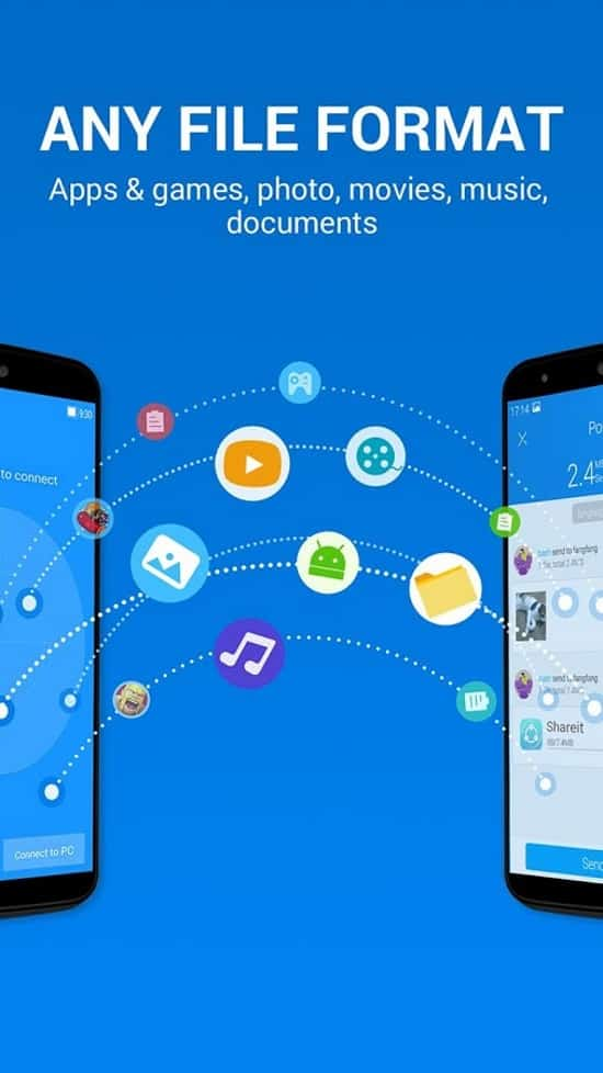 SHAREit Latest Version Review for Android