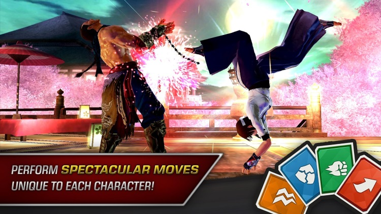 TEKKEN™ Full Unlimited APK Free Download