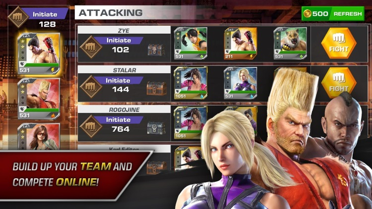 TEKKEN™ Direct Safe APK Download
