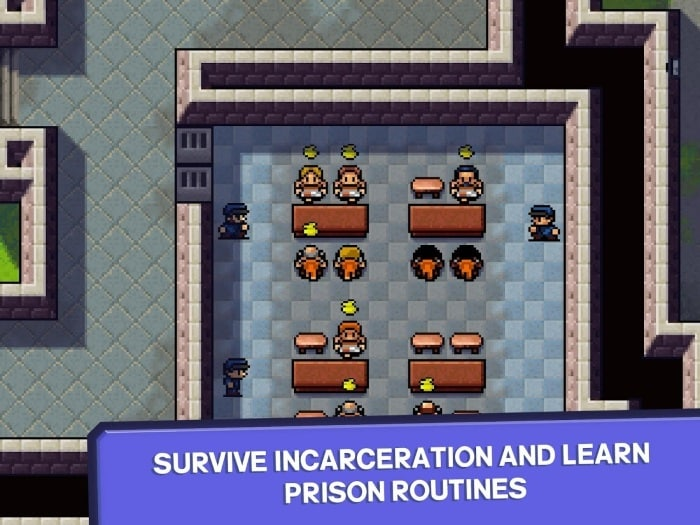 The Escapists Full Unlimited APK Free Download
