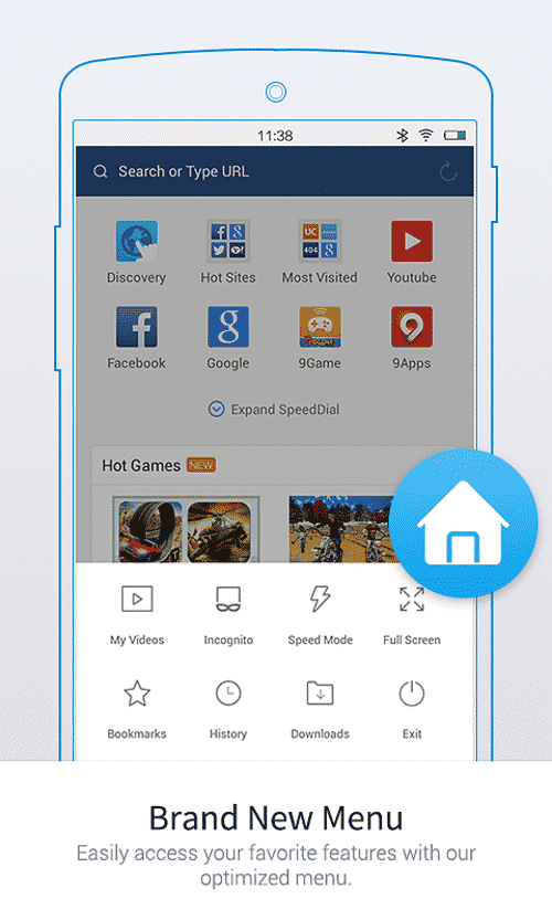UC Browser Mini Latest Version Review for Android