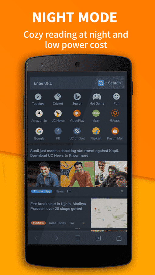 UC Browser Full Unlimited APK Free Download