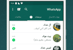 WhatsApp Messenger Screenshot 1 Thumbnail