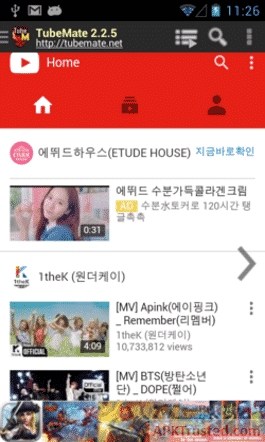 TubeMate YouTube Downloader Latest Version Review for Android