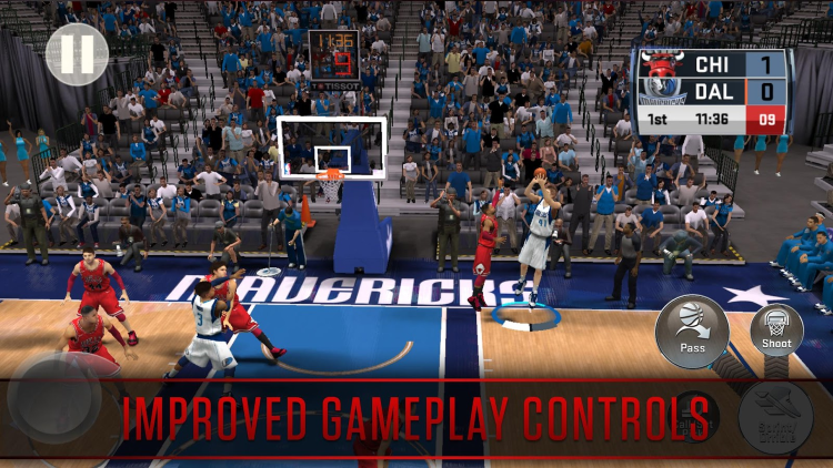 NBA 2K18 Latest Version Review for Android