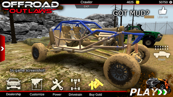 Offroad Outlaws Latest Version Review for Android