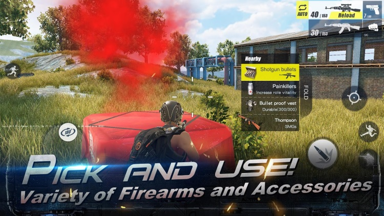 RULES OF SURVIVAL Full Unlimited APK Free Download