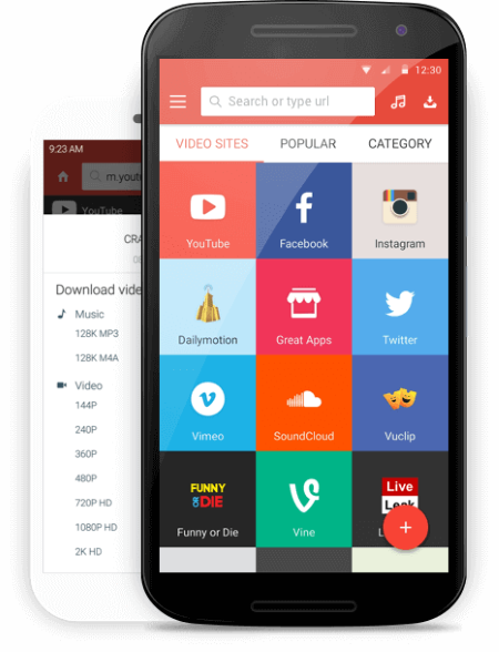 SnapTube Latest Version Review for Android