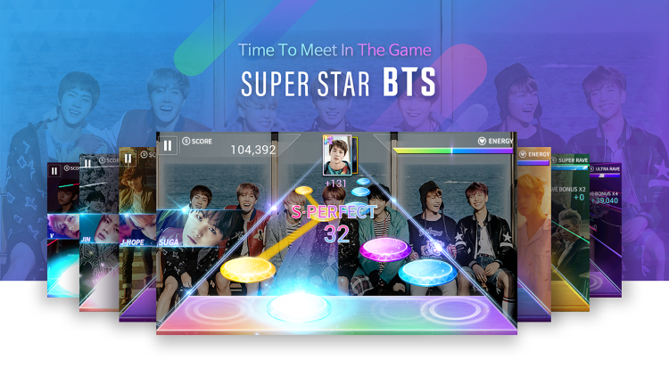 SuperStar BTS Latest Version Review for Android